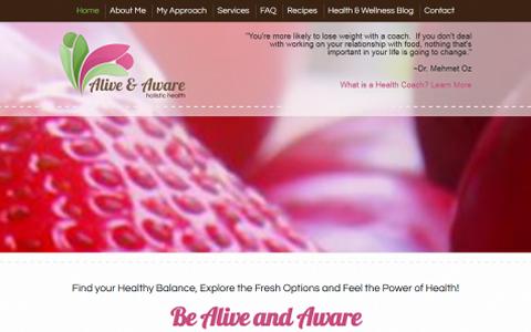 Alive & Aware Holistic Health
