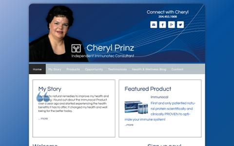 Cheryl Prinz