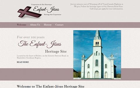 Enfant Jesus Heritage Site