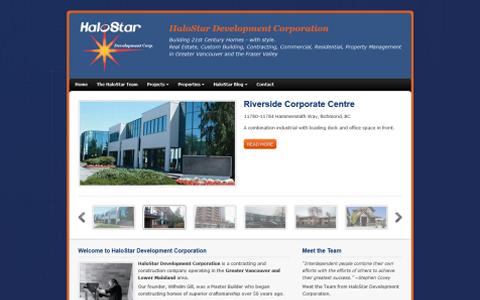 HaloStar Development Corporation