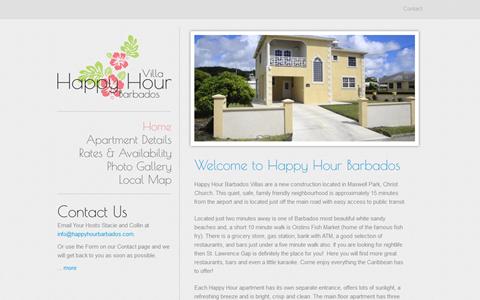 Happy Hour Barbados