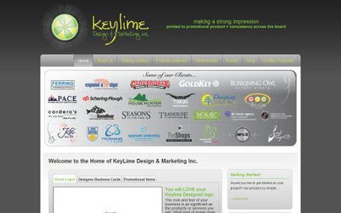 Key Lime Design