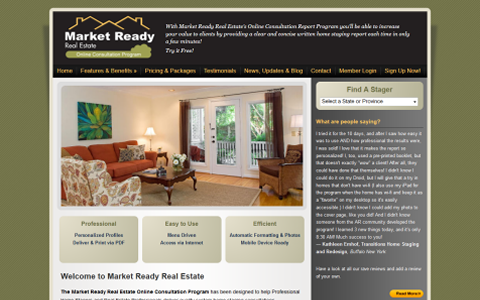 Market Ready Real Estate