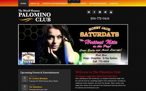 The Palomino Club