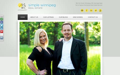 Simple Winnipeg Real Estate 1.0