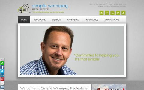 Simple Winnipeg Real Estate 2.0