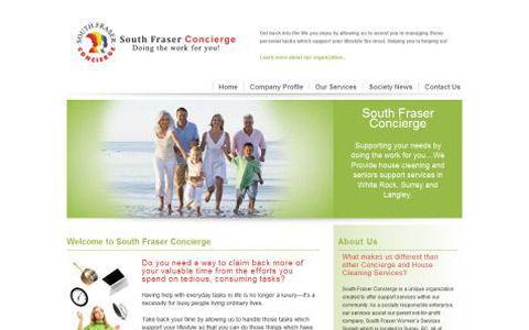South Fraser Concierge