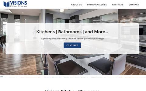 Visions Kitchen Showcase