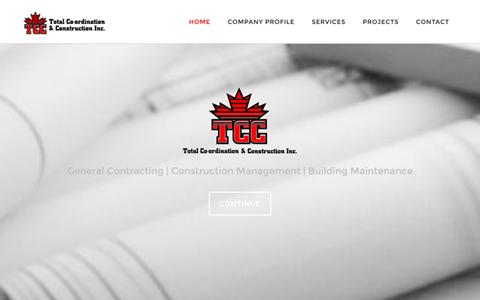 Total Co-ordination & Construction Inc.