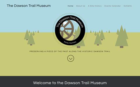 The Dawson Trail Museum