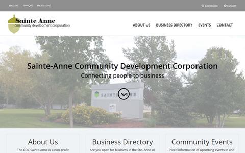 Sainte-Anne Community Development Corporation
