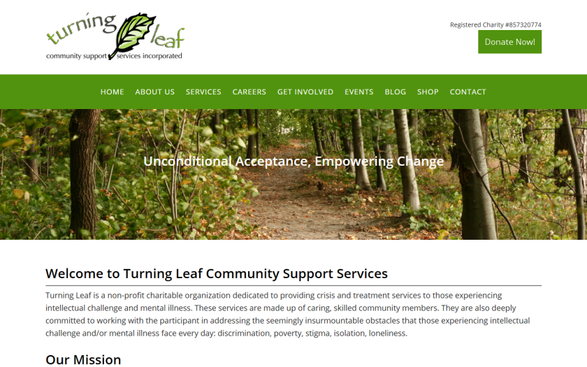 Turning Leaf Services